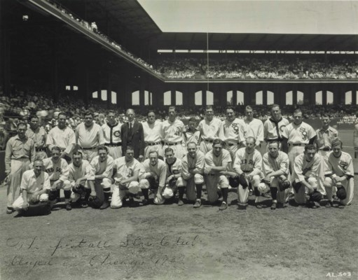 1933 AMERICAN LEAGUE ALL STAR