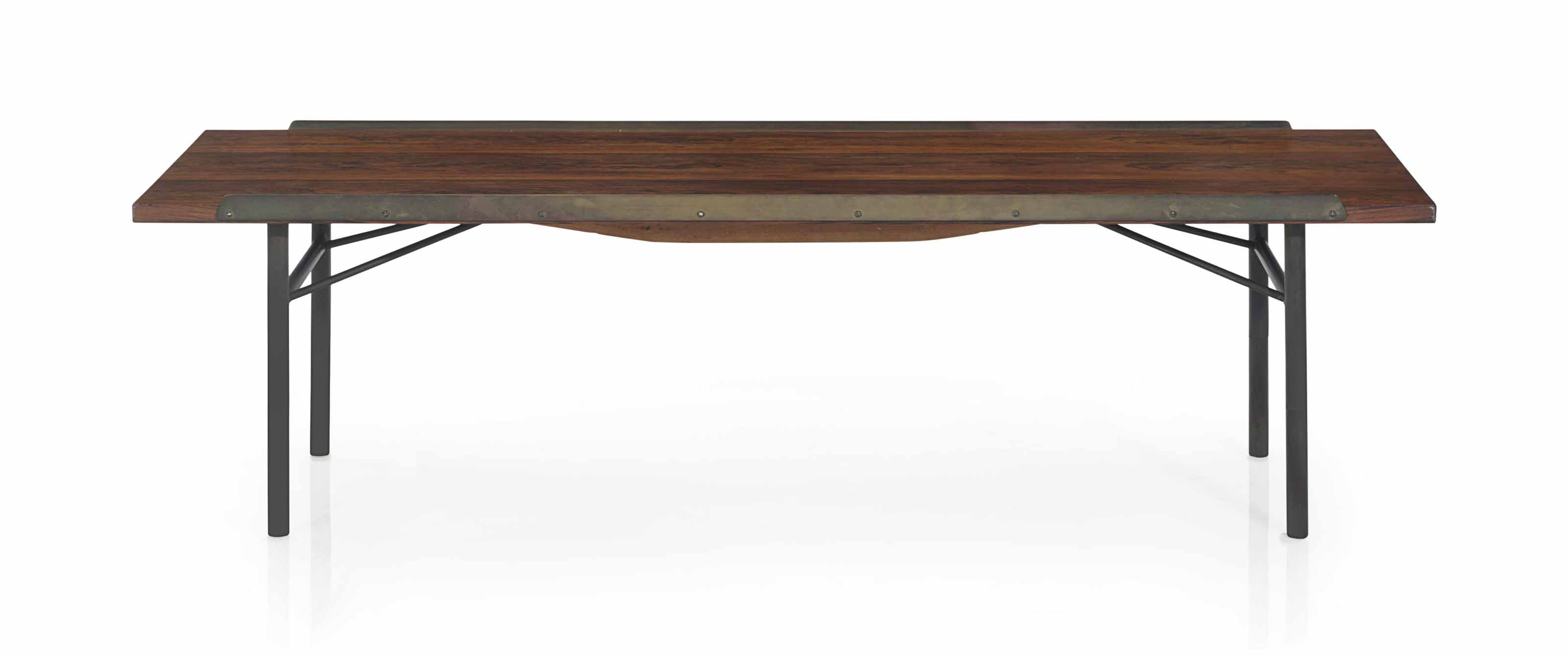 Miraculous Finn Juhl 1912 1989 A Bench Low Table Designed 1953 Pabps2019 Chair Design Images Pabps2019Com