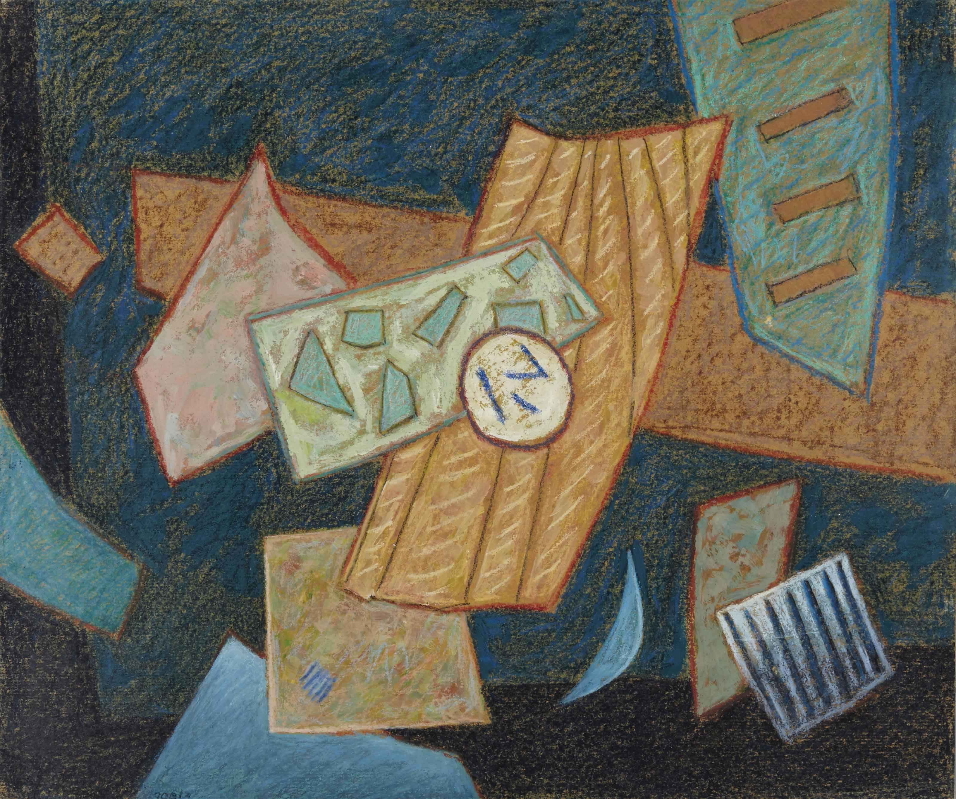 HENRI BERNARD GOETZ (1909-1989