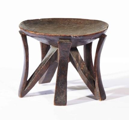 Tabouret Pendé Pende stool