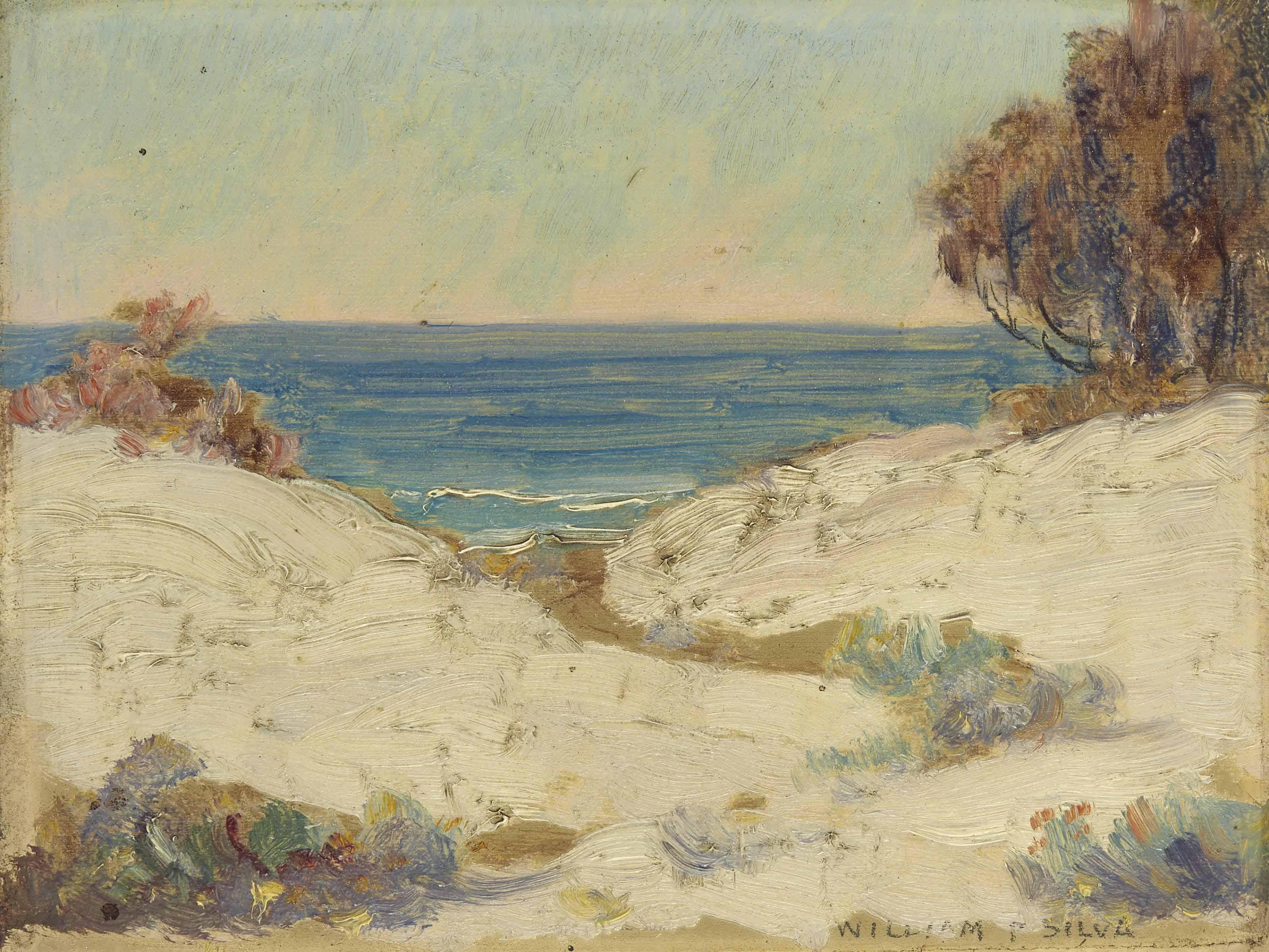 WILLIAM POSEY SILVA (1859-1948