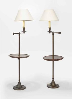 PAIRE DE LAMPES DE LECTURE DU