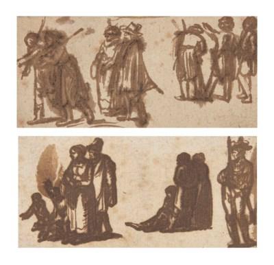 HENDRICK GOUDT (UTRECHT 1583-1
