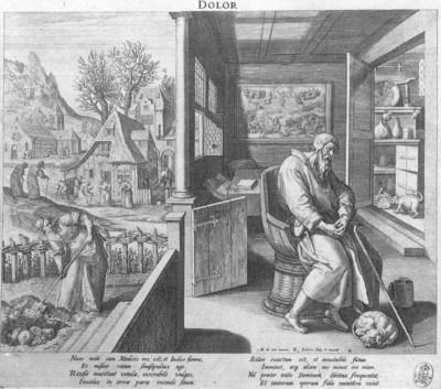 MARTEN DE VOS (ANVERS 1532-160