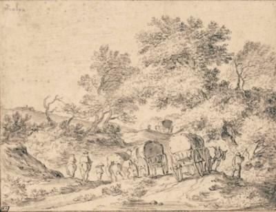 PIETER MOLYN (LONDRES 1591-166