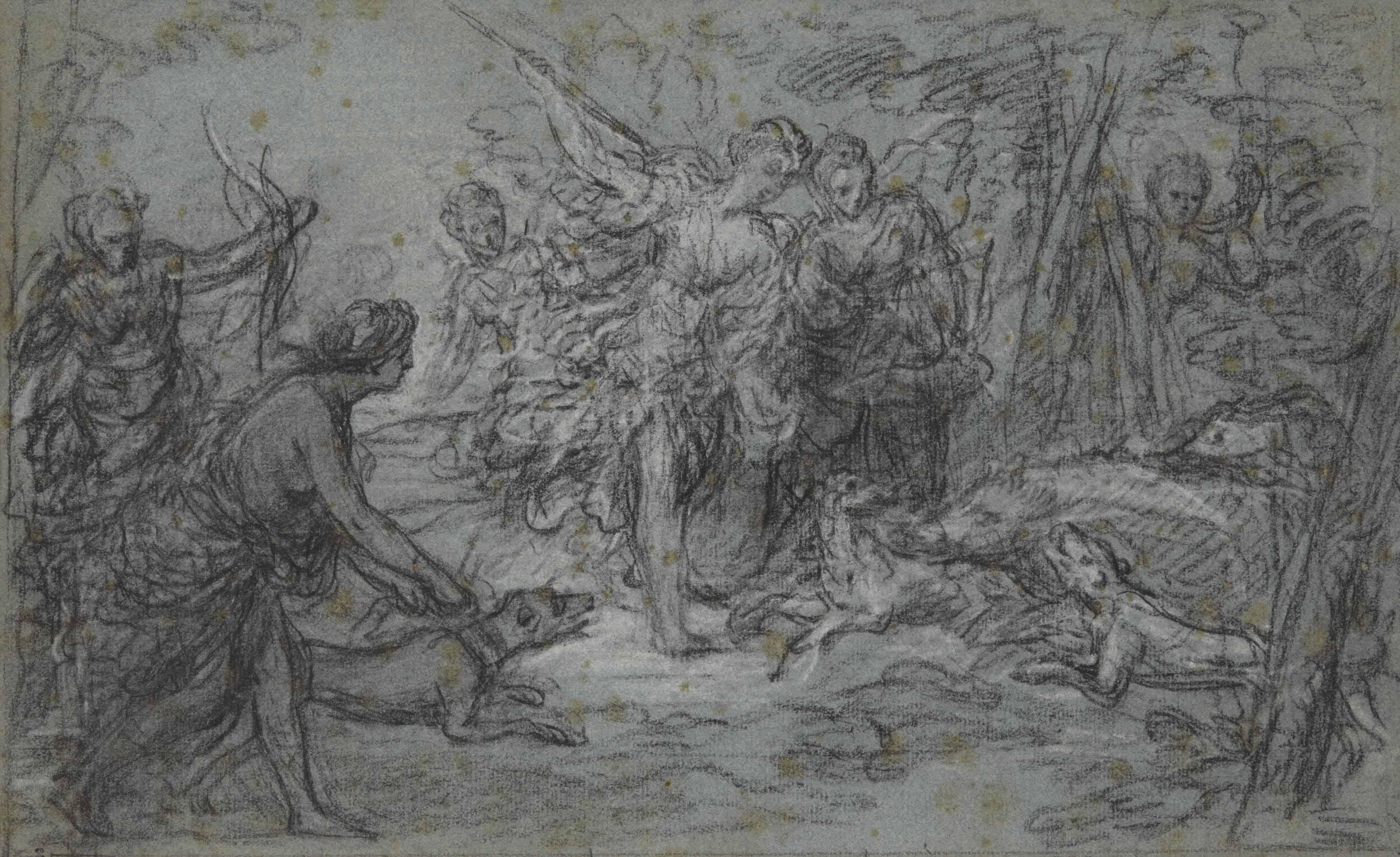 LOUIS DE BOULLOGNE (PARIS 1654