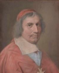 Portrait du cardinal Antonio Barberini