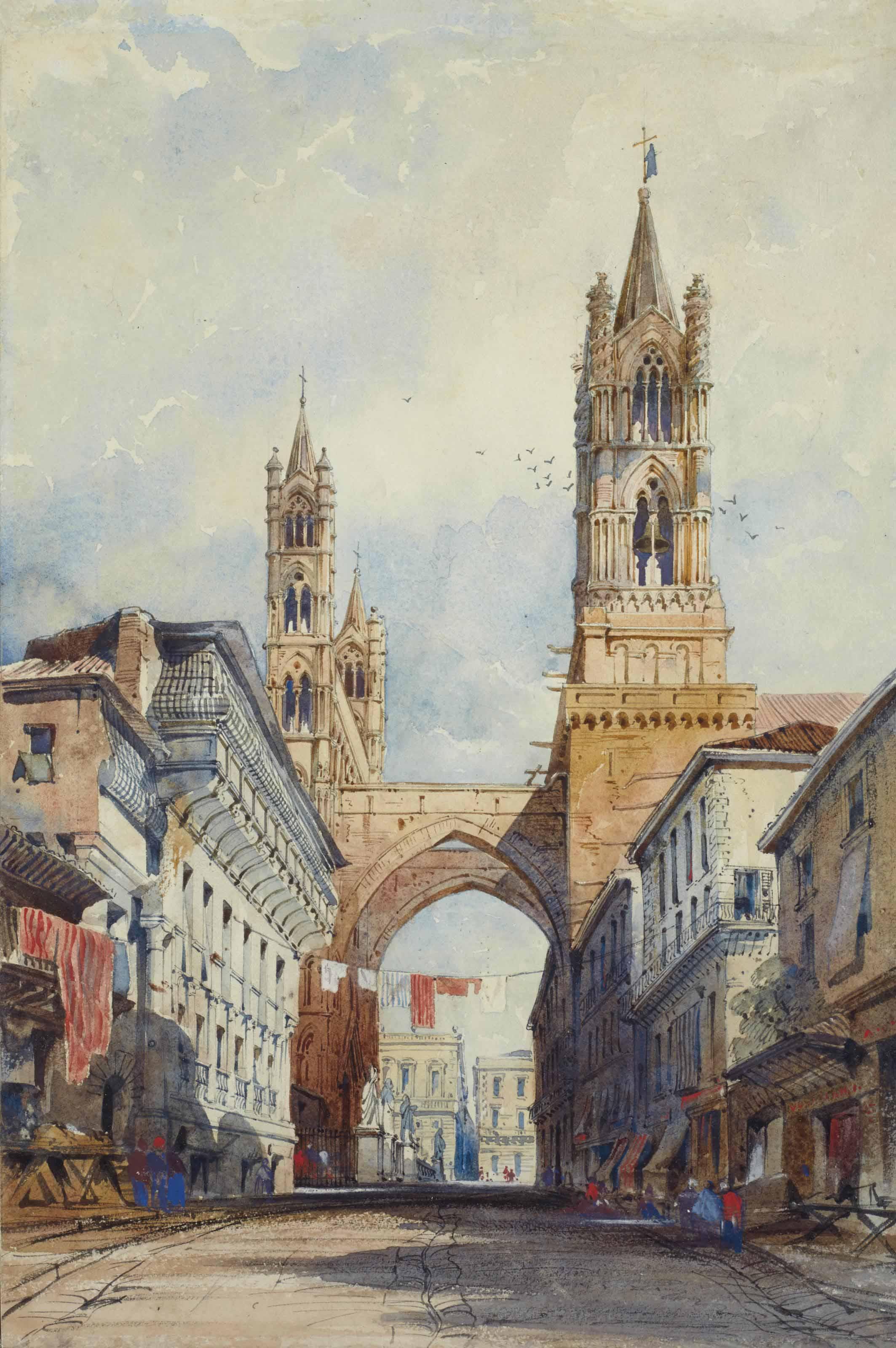 William Wyld (LONDRES 1806-188
