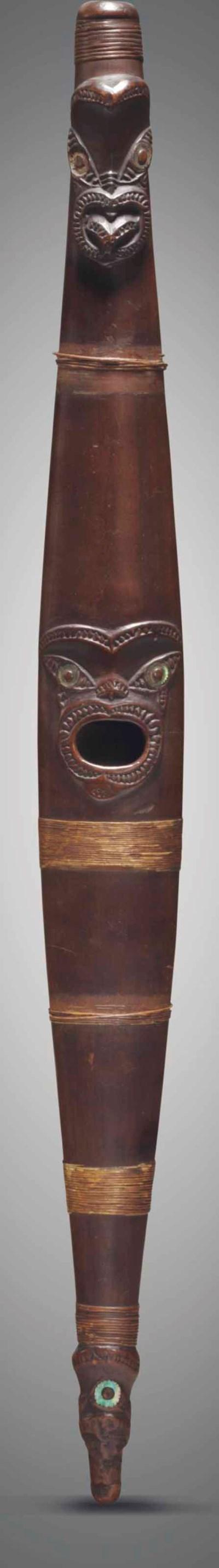 Flûte Maori, putorino Maori fl