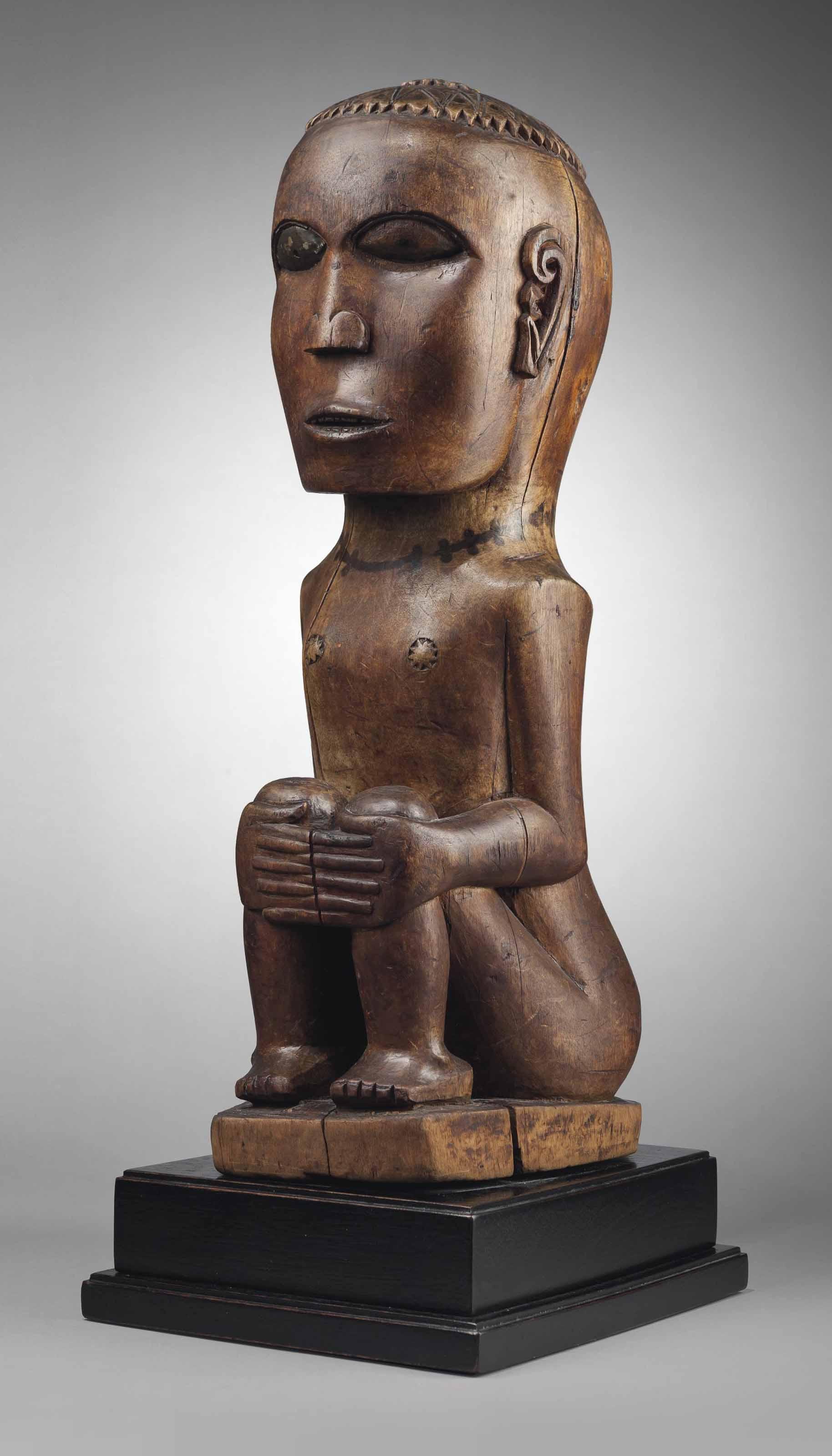 Statue Batak Batak figure
