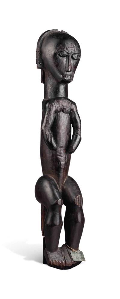 Figure de reliquaire Fang, Ntu
