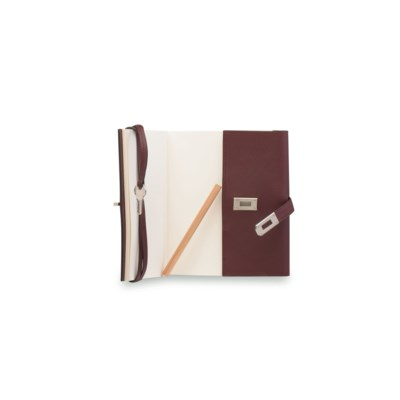 CARNET SECRET KELLY EN CUIR SW