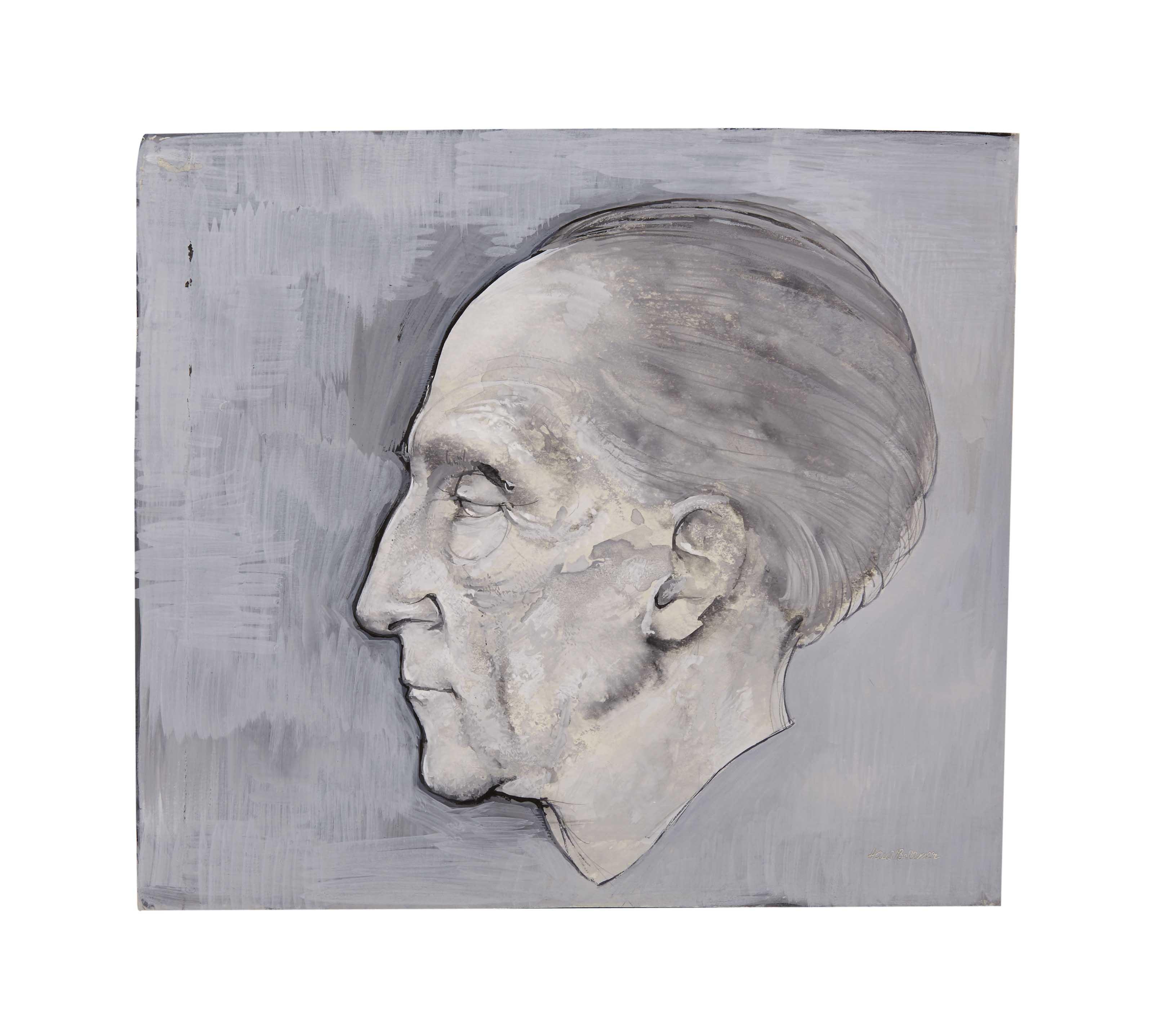 Portrait de Marcel Duchamp