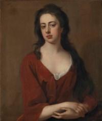 Portrait présumé d'Elizabeth Harvey, née Houblon (1669-?)