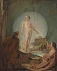 GABRIEL-JACQUES DE SAINT-AUBIN