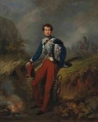 Portrait de Ferdinand-Philippe d'Orléans (1810-1842), duc de Chartres