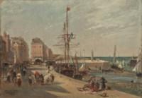 Le Tréport, les quais
