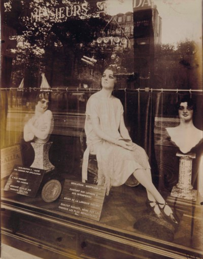 EUGÈNE ATGET (1857-1927)