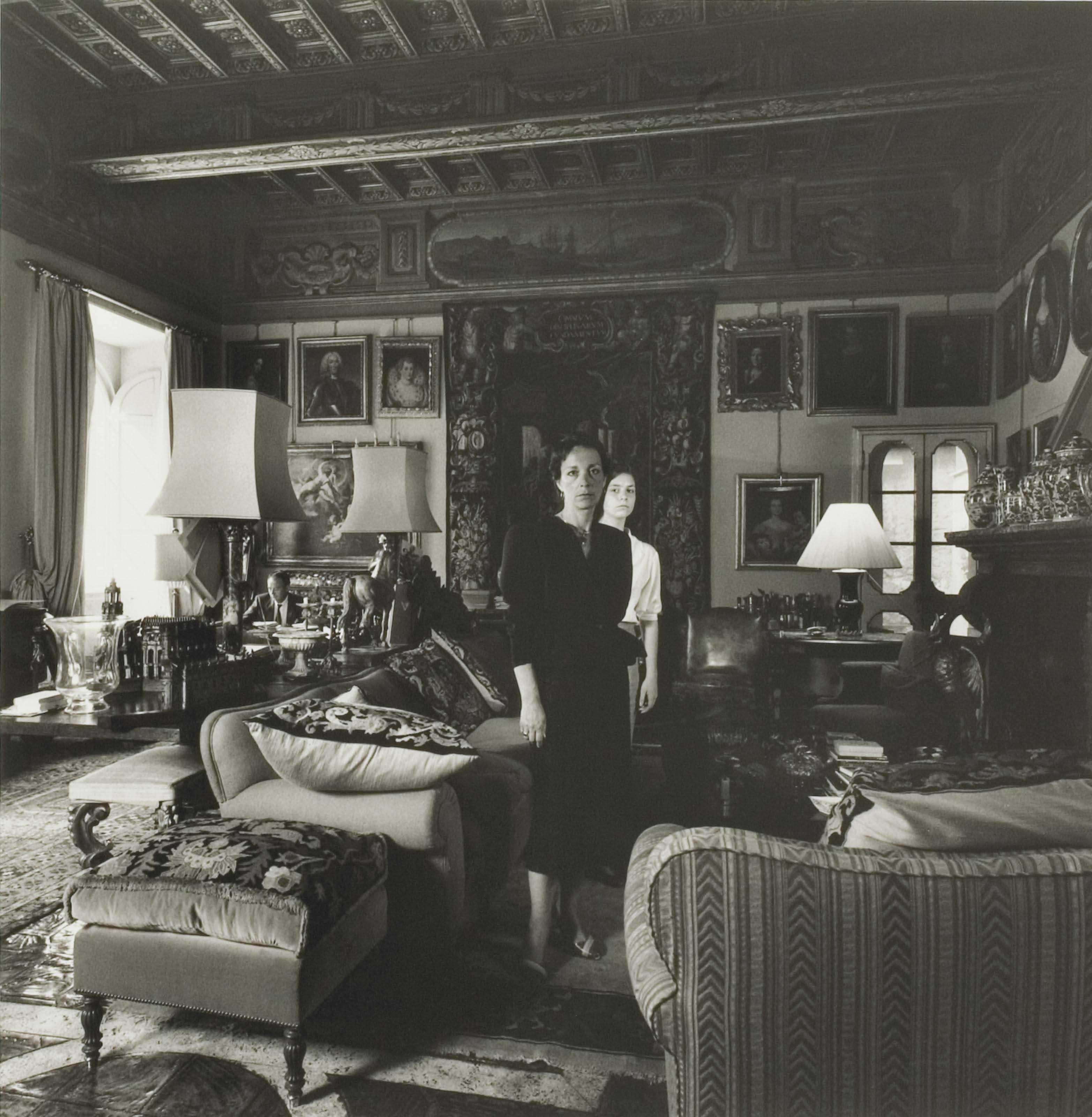 Famille Ricci, Rome, 1987