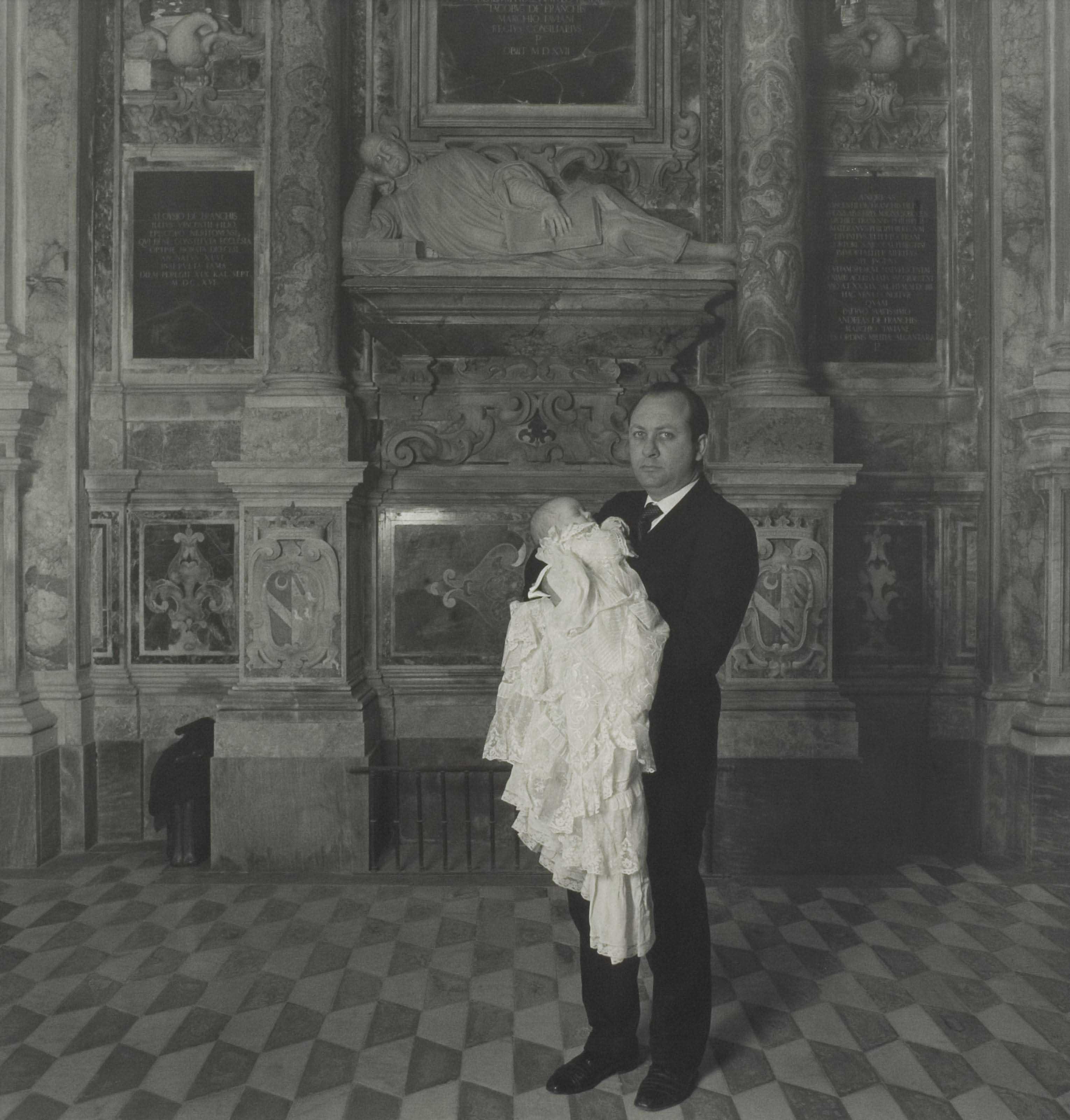 Famille Caracciolo di Melissano, Naples, 1991
