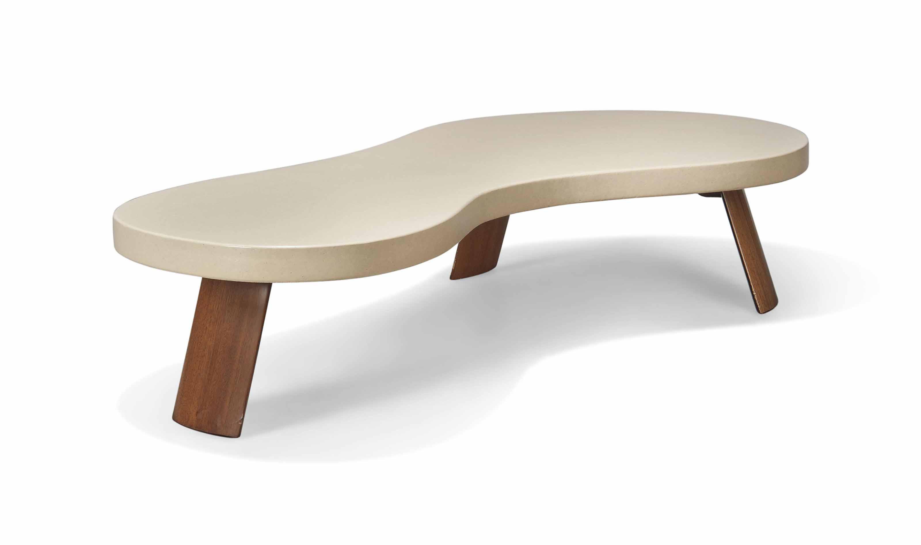 paul frankl 1886 1958 table basse 5028 vers 1950 dition johnson furniture company christie 39 s. Black Bedroom Furniture Sets. Home Design Ideas