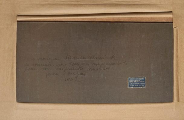 JEAN DUPAS 1882/1964