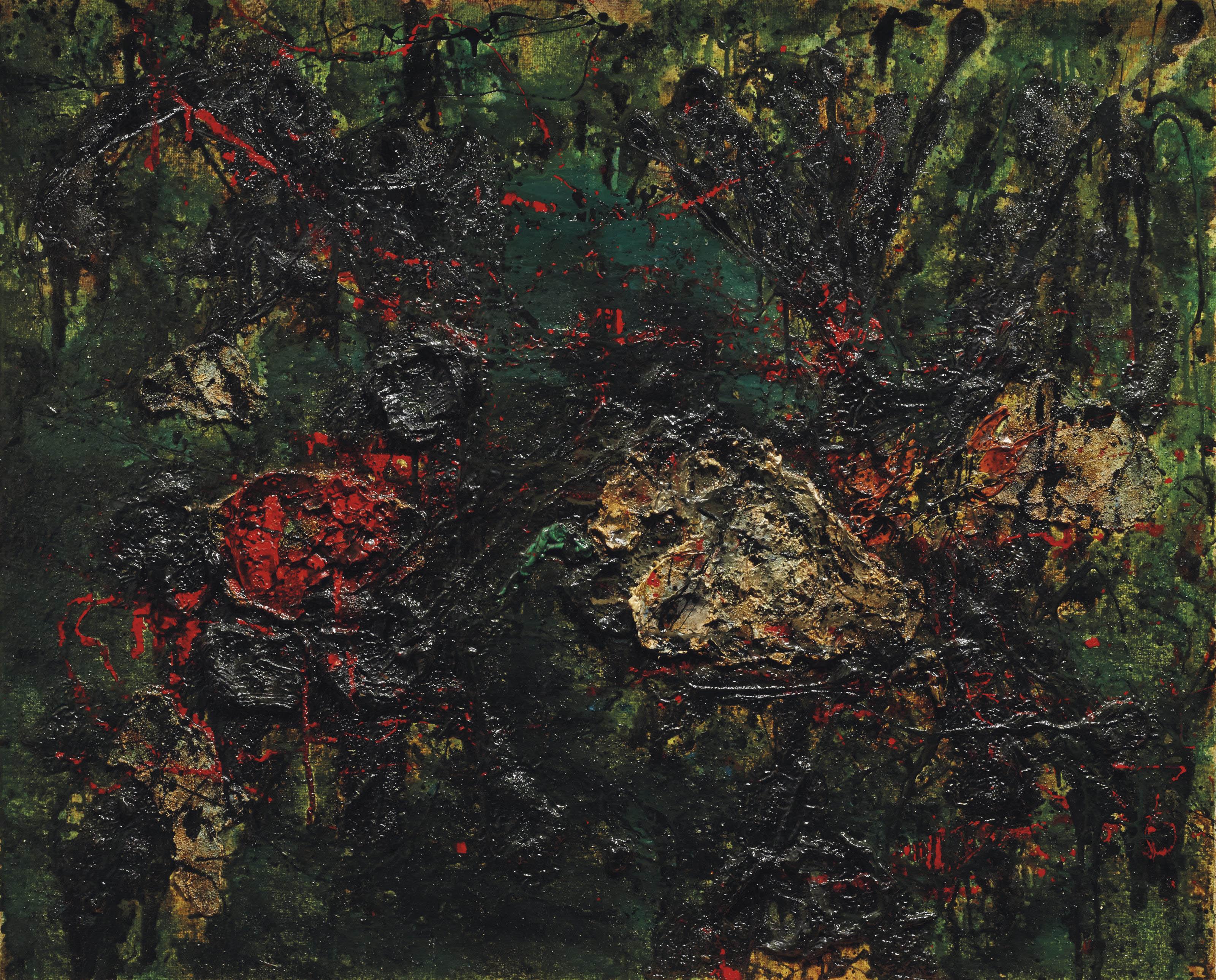 TOSHIMITSU IMAÏ (1928-2002)
