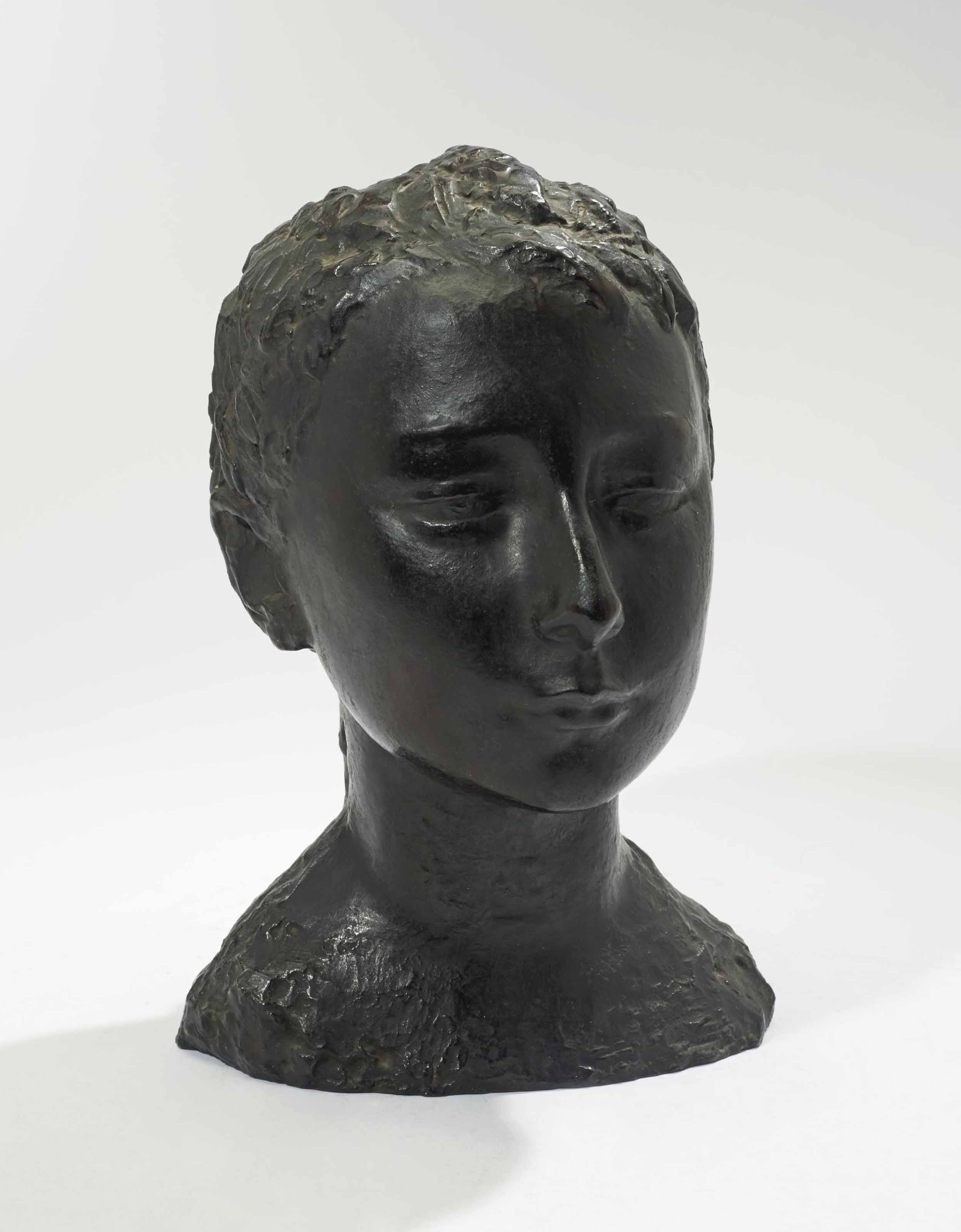 Buste de Paulette