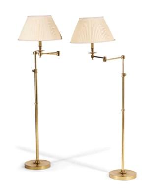 PAIRE DE LAMPES DE LECTURE MOD