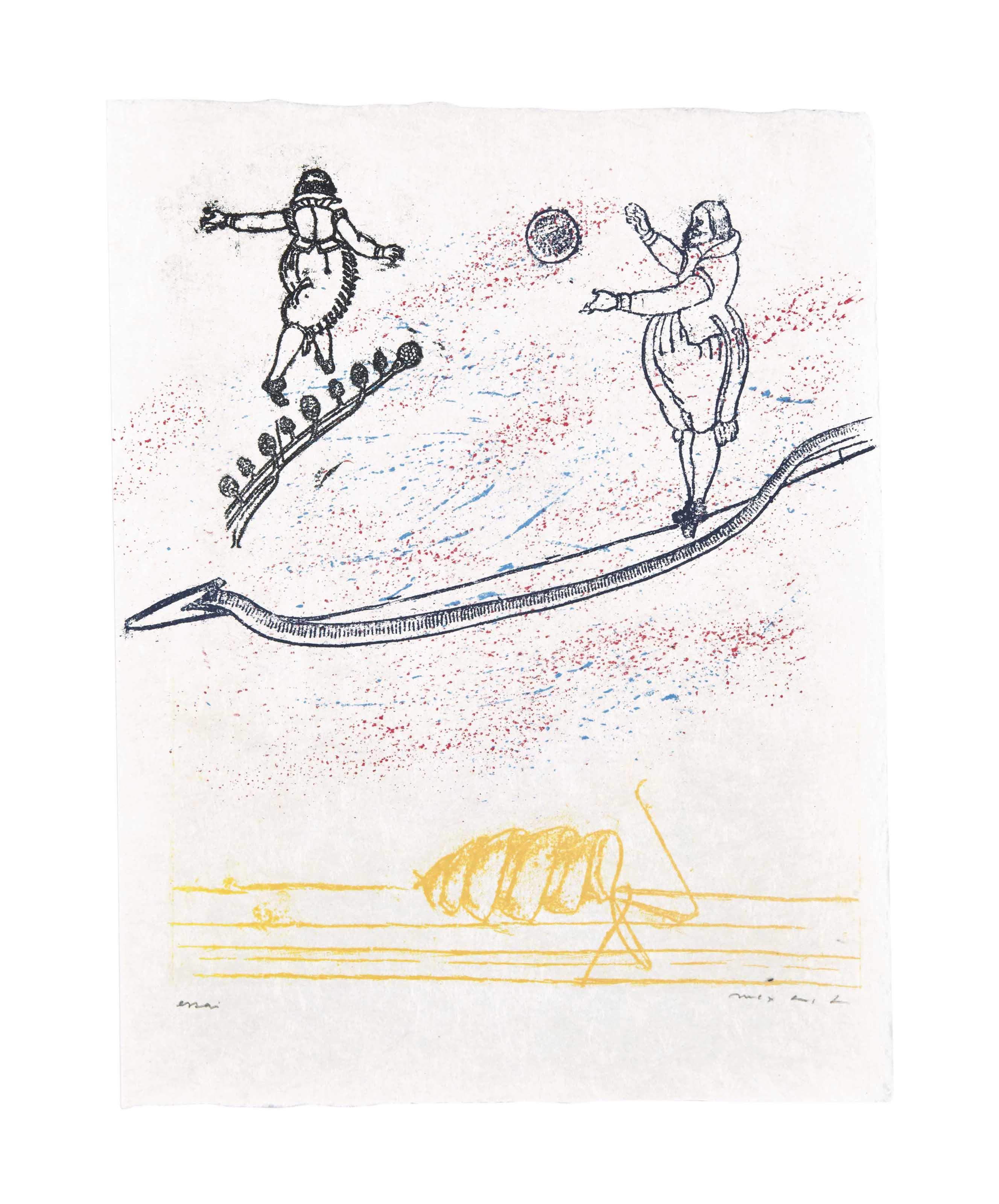 Max Ernst (1891-1976)