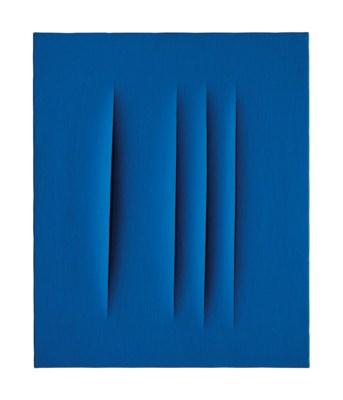Lucio Fontana Paintings Sale