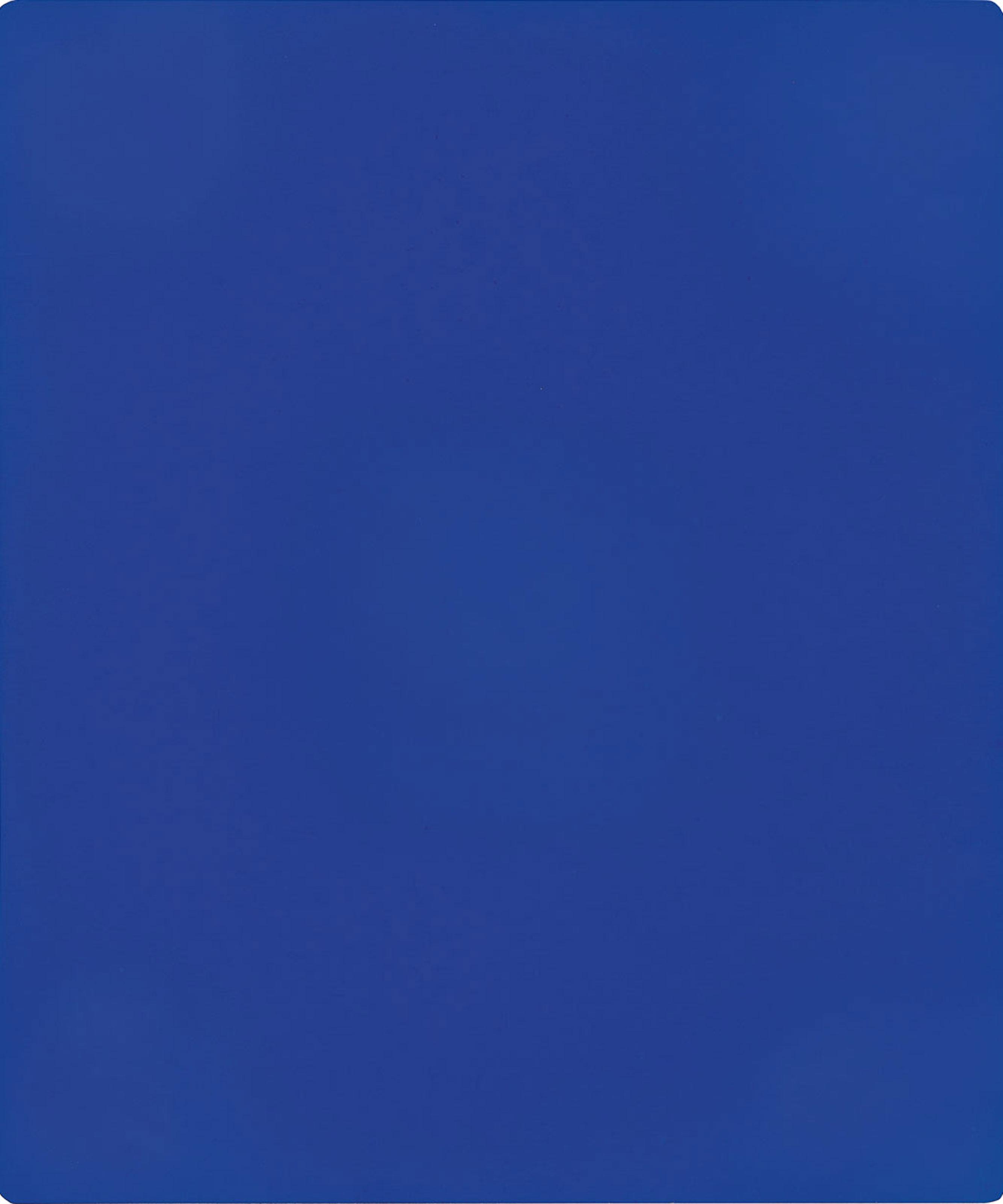 yves klein french 1928 1962 monochrome bleu sans. Black Bedroom Furniture Sets. Home Design Ideas