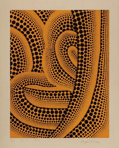 YAYOI KUSAMA (B. 1929) 1998