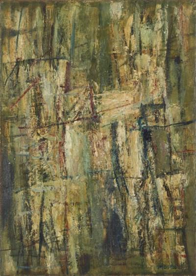 WILFRID MOSER (1914-1997)