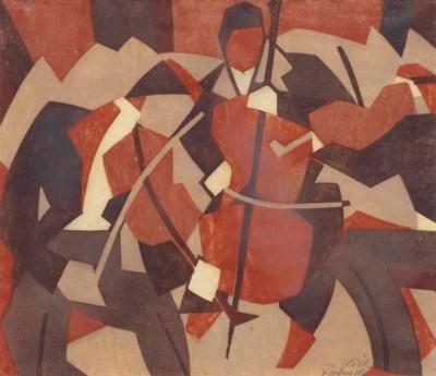 LILL TSCHUDI (1911-2004)