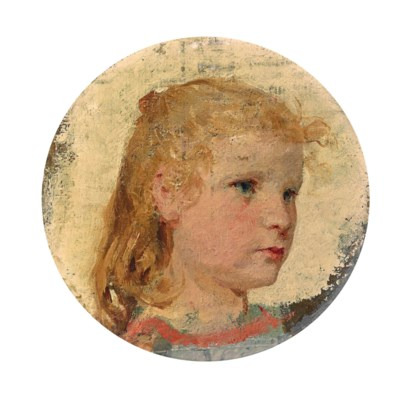 ALBERT ANKER (1831-1910)