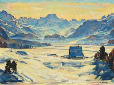 CARL VON SALIS (1886-1941)