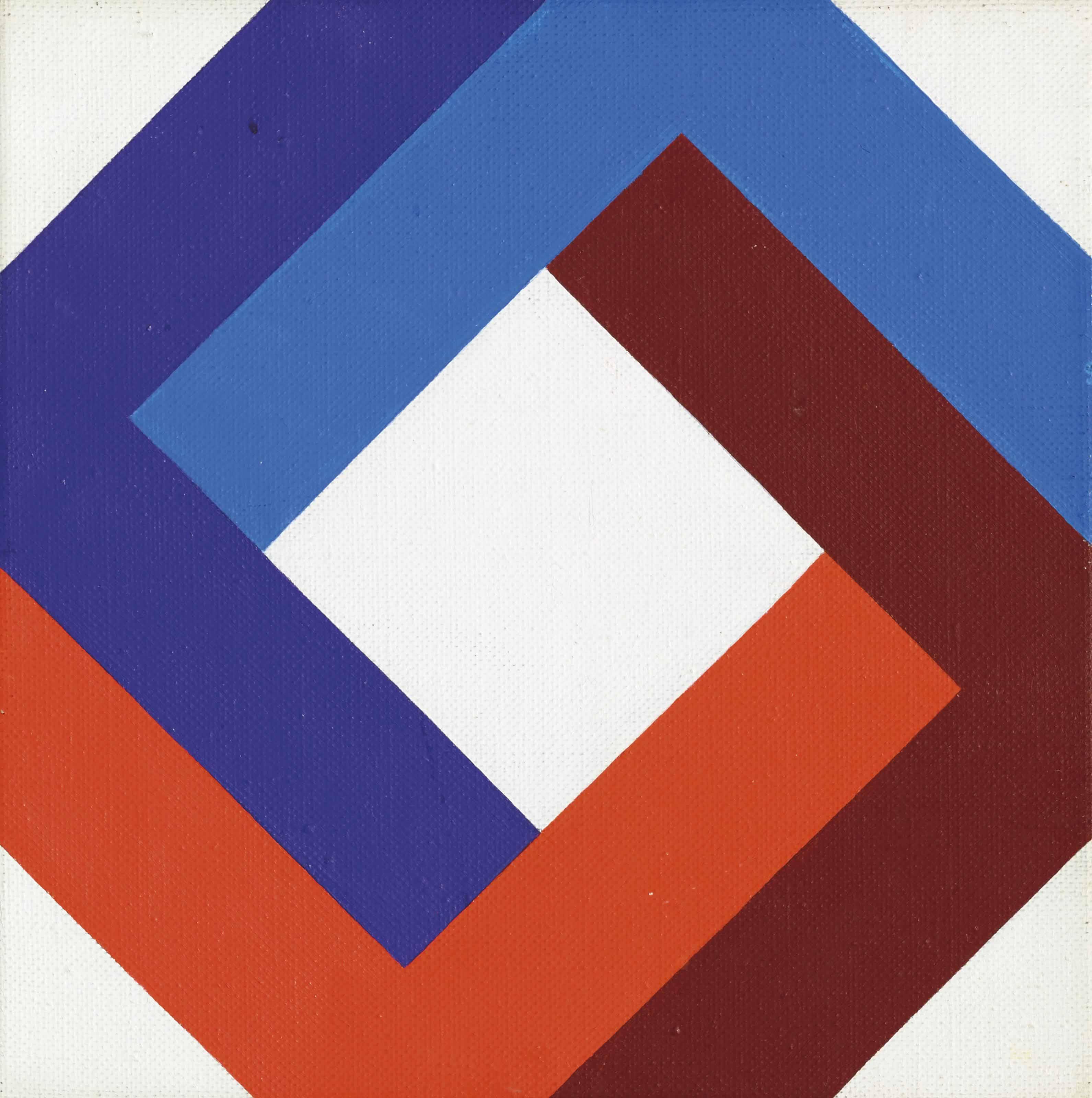 Ohne Titel, 1973