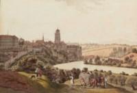 Ansicht von Bern, 1784