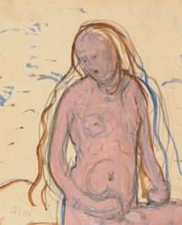 Nu de femme, 1916