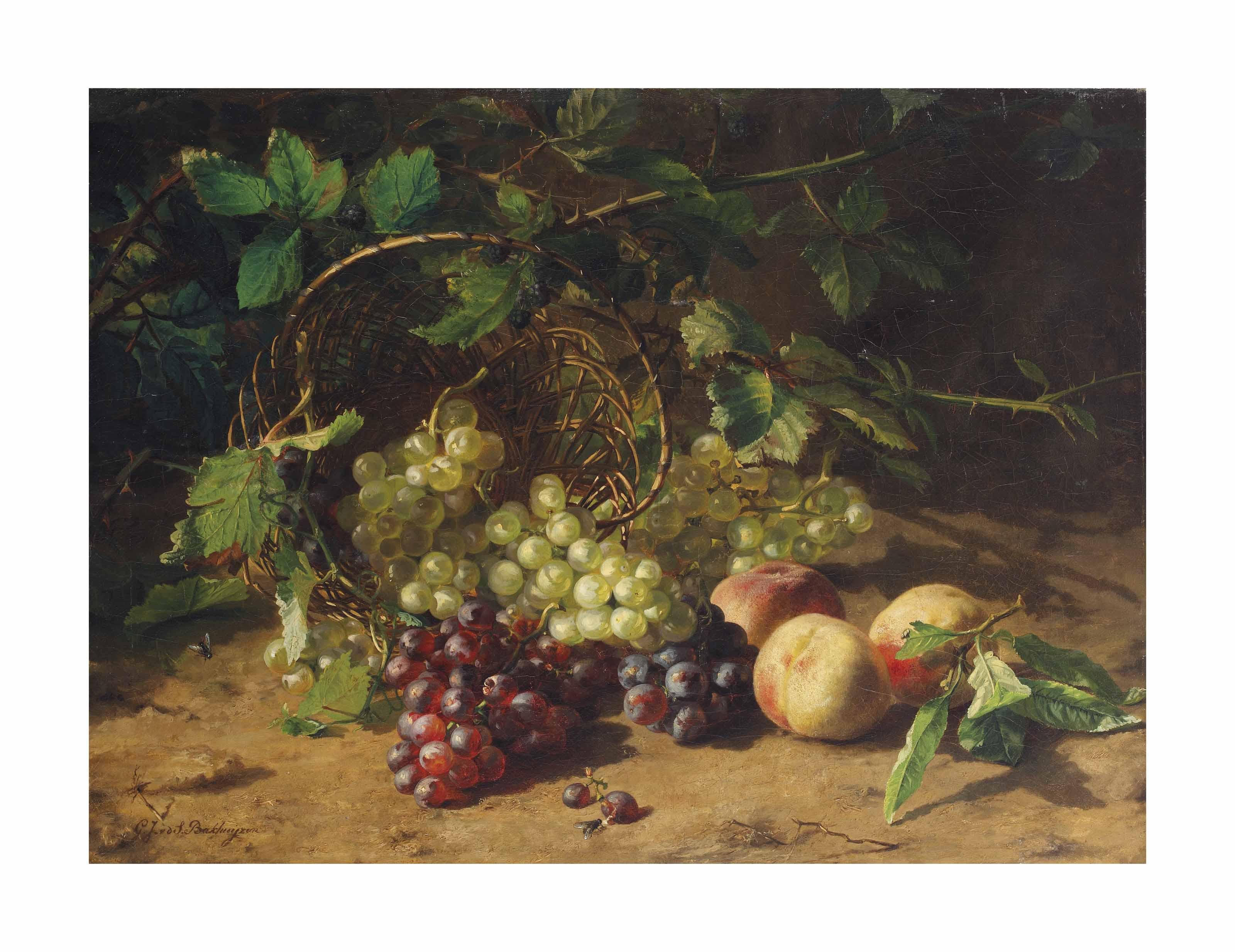 Geraldine Jacoba van de Sande Bakhuyzen (1826-1895)