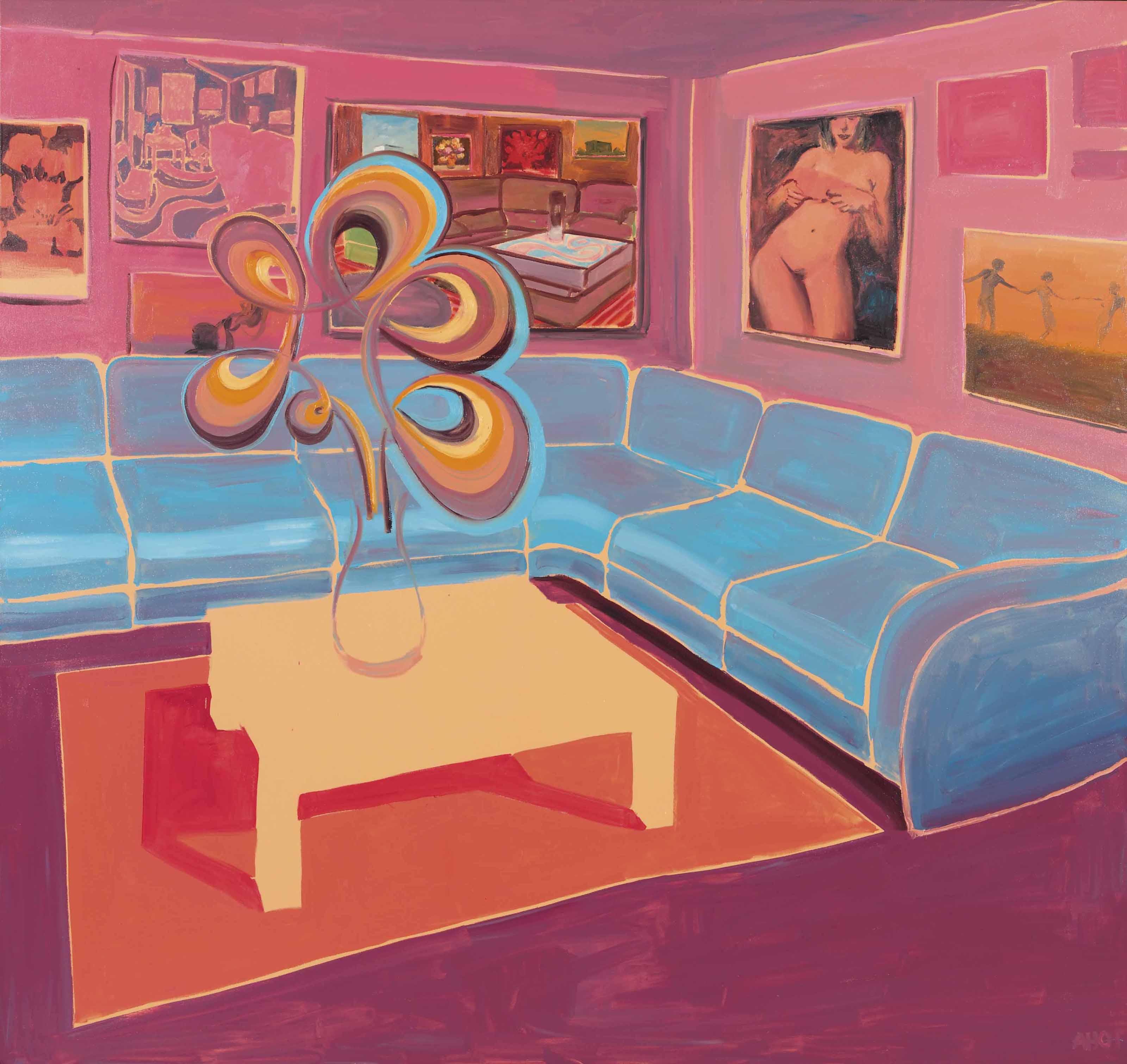Interieur no. 92 (Interior no. 92)