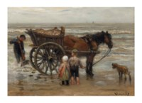The shell fishers