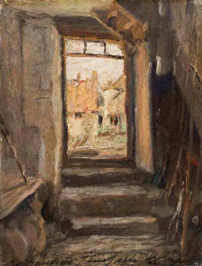 Valentin Serov (1865-1911)