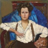 Portrait d'un jeune garçon