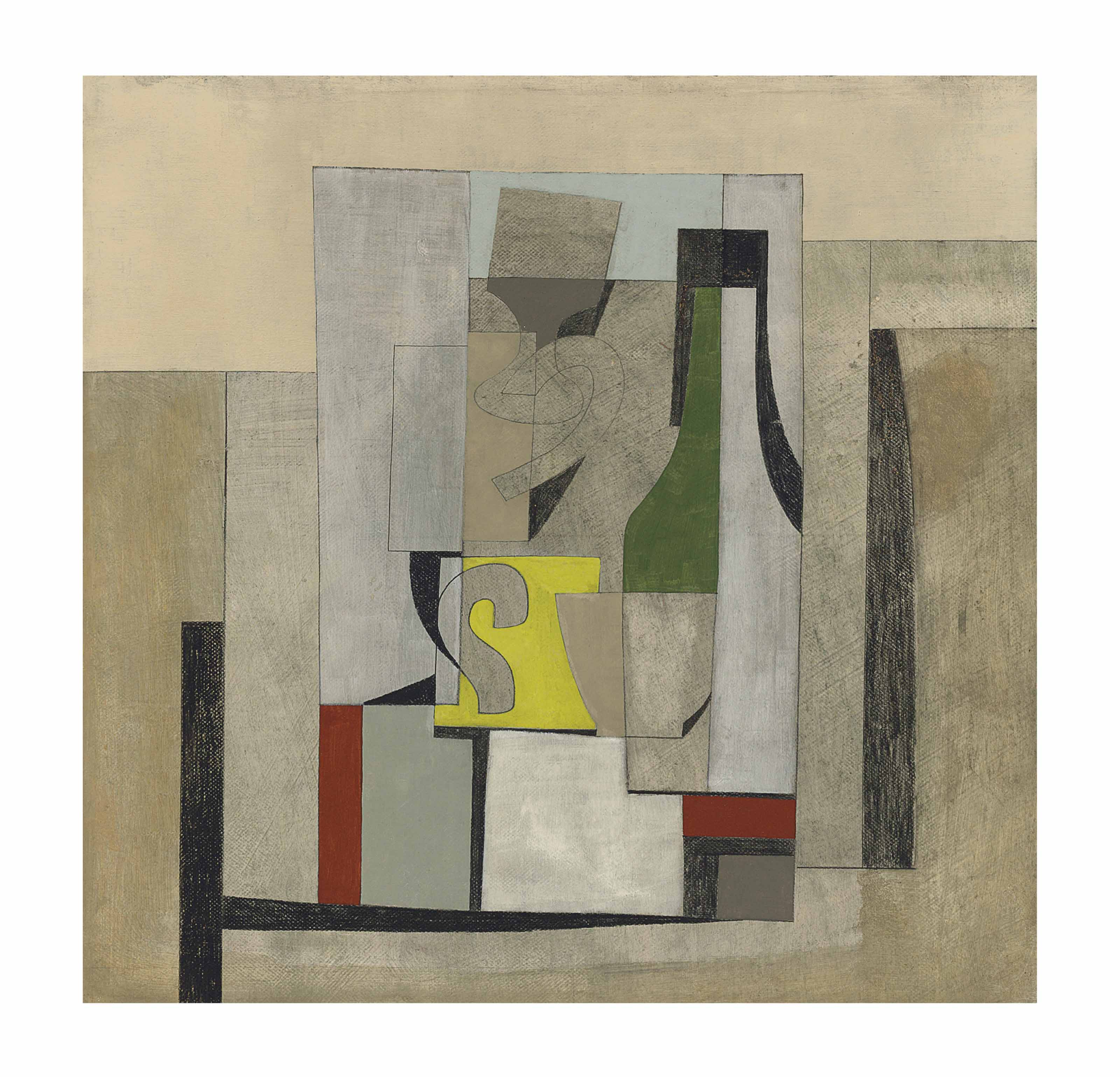 Ben Nicholson, O.M. (1894-1982)