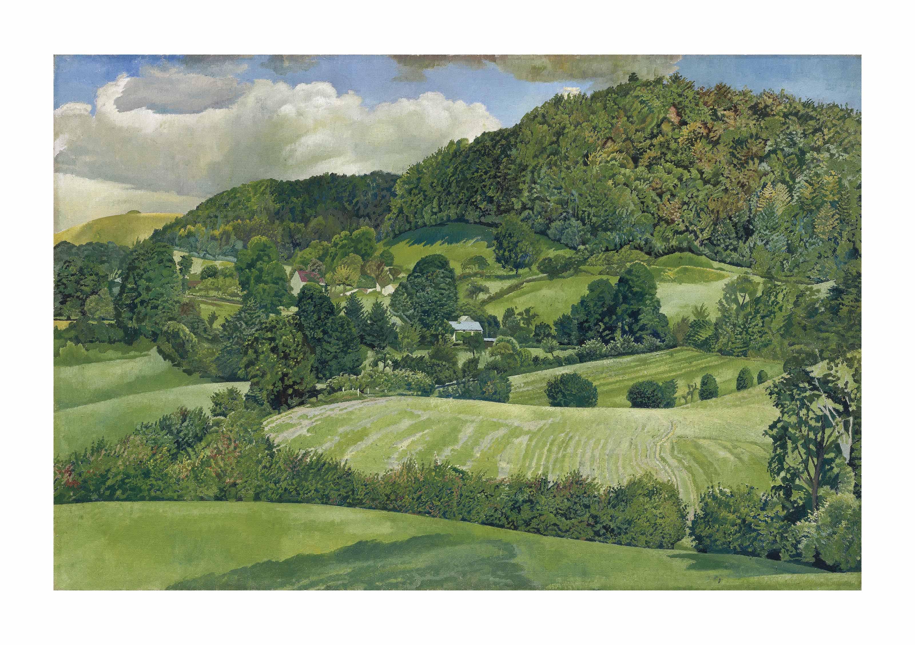 Landscape, Gloucestershire