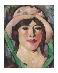 Portrait of Margaret Morris