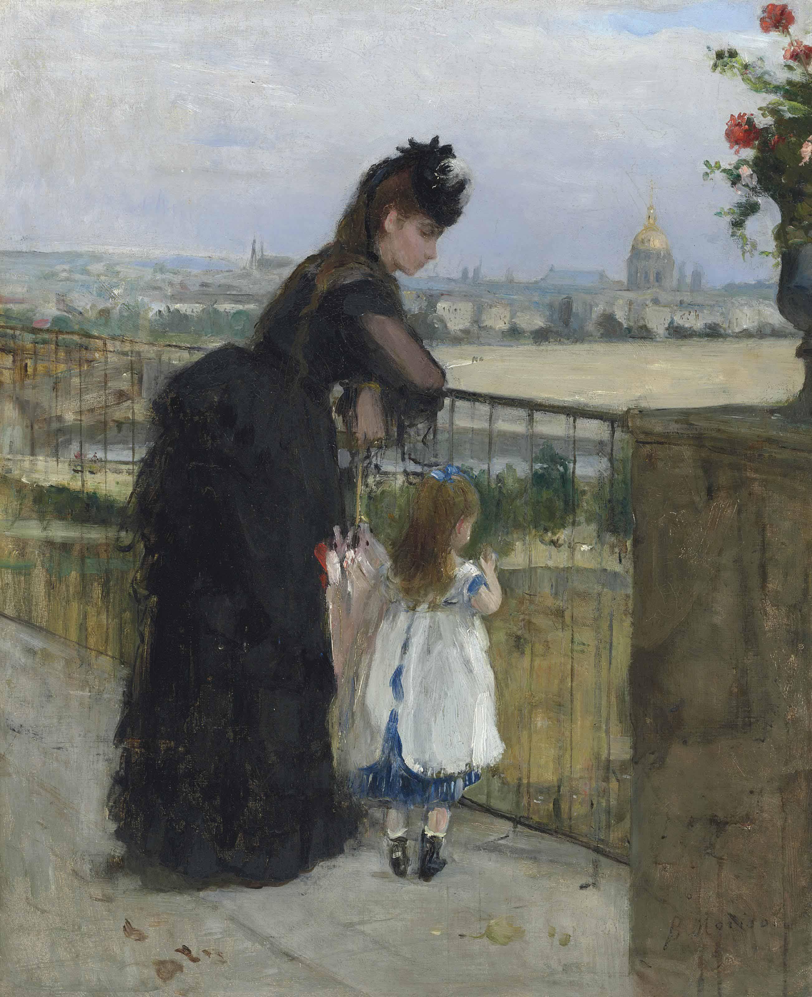 Berthe Morisot (1841-1895)