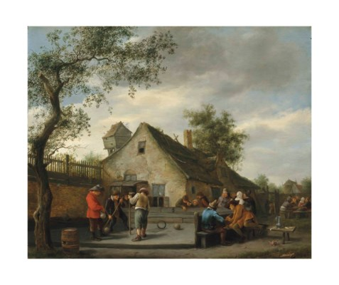 Jan Havicksz. Steen (Leiden 16